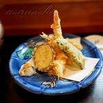 万惣 - 料理写真:天ぷら [サービスランチ]