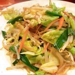 大和家 - ◆野菜炒め 600円