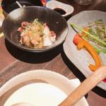 鳥乃屋 - したの豆腐も美味!