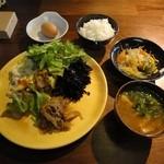 Yawataya - 一回目 私の食べた品々