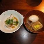 Yawataya - 一回目 私の食べた品々2