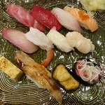 松栄寿司 - 至高握り