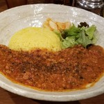 SPICY CURRY 魯珈 - 3種の唐辛子が決め手♪激辛スパイシーキーマカレー