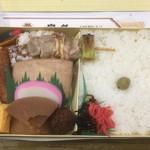 蒲田鳥久 - 料理写真:幕の内弁当