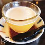 110787060 - 夏蜜柑と日本酒のゼリー  子供も食べられます