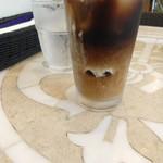 オッティモ・キッチン - アイスコーヒーは先出しで。