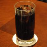 ロビーラウンジ ファウンテン - アイスコーヒー
