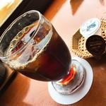 五十鈴川カフェ - アイスコーヒー(450円)