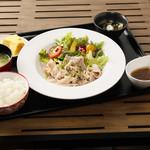 KIYO&D - 冷しゃぶ定食