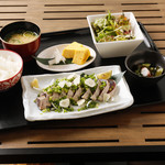 KIYO&D - カツオタタキ定食