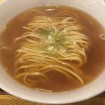 110797147 - 麺の部分、シンプルな味