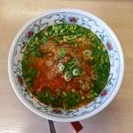 麺や 暁 - 料理写真:塩台湾
