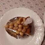 パーラー ローレル - ゴルゴンゾーラチーズケーキ