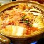 坐・和民 - キムチ鍋