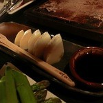 勘九朗 - たけのこ香ばし醤油焼き