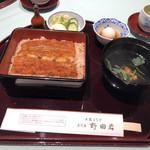 野田岩 日本橋高島屋特別食堂