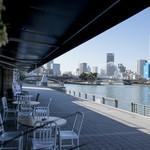 Green Cafe 川の駅 -