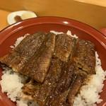 うなぎ処 一所 - 料理写真:うな丼(上)
