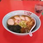 ひふみ食堂 - 料理写真:チャーシューメン(700円)