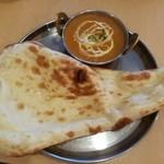 サハラ - 料理写真:チキンカレー