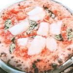 【2位】まるごと完熟トマトと新鮮バジルのマルゲリータ