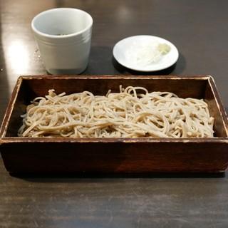 手打ち蕎麦 銀杏 - 料理写真: