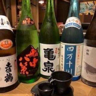 御徒町エリアで日本酒とわら焼きが気軽に楽しめる居酒屋