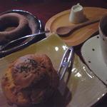 i-cafe 妙真寺 - 米粉のマフィン・もっちりドーナツ