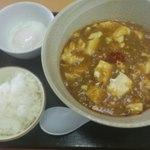 たんぽぽ - 麻婆麺