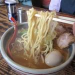 中華そば 螢 - 麺 リフト