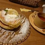 スヌスカフェ - 料理写真: