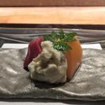 110823046 - ハム メロン 豆腐