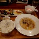 キッチン ペル - 料理写真:日替わりランチ 1000円