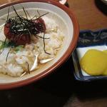 天神信長 - 梅茶漬け 450円