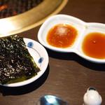 壱語屋 - 韓国のり、タレ