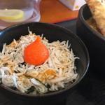 富貴堂 - しらす明太子丼