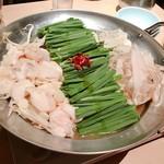 Hakatakyouisami - モツ鍋