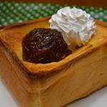 まんが喫茶 北山 - 小倉トースト