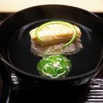 道人 - 料理写真:この夜の白眉、お椀。