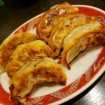 御舟 - 料理写真:餃子