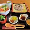 若狭マリンプラザ - 料理写真:海鮮丼セット(ランチパスポート利用)