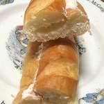 パン工房 ベルベ - ミルキーフランスの断面