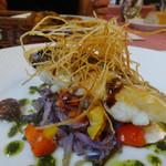 ラ・ローザンヌ - 鮮魚のポワレ