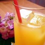 ○オレンジジュース