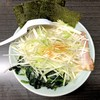 壱蔵家 - 料理写真:塩ネギラーメン(850円)