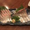 忠助 - 料理写真:イワシとシマアジの刺身