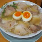 天天有 - 煮卵チャーシューメン