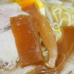 天天有 - 煮卵チャーシューメン(メンマ)