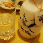 居酒屋 葉牡丹 - 司牡丹二合(激安)