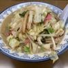 井手ちゃんぽん - 料理写真:小盛り 690円